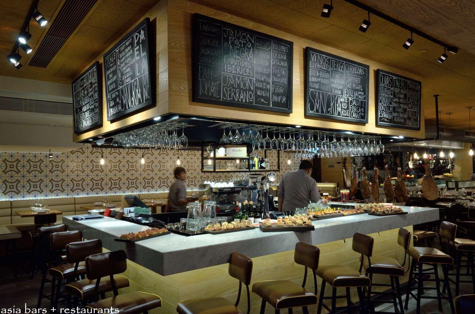 Opening A Tapas Restaurant
