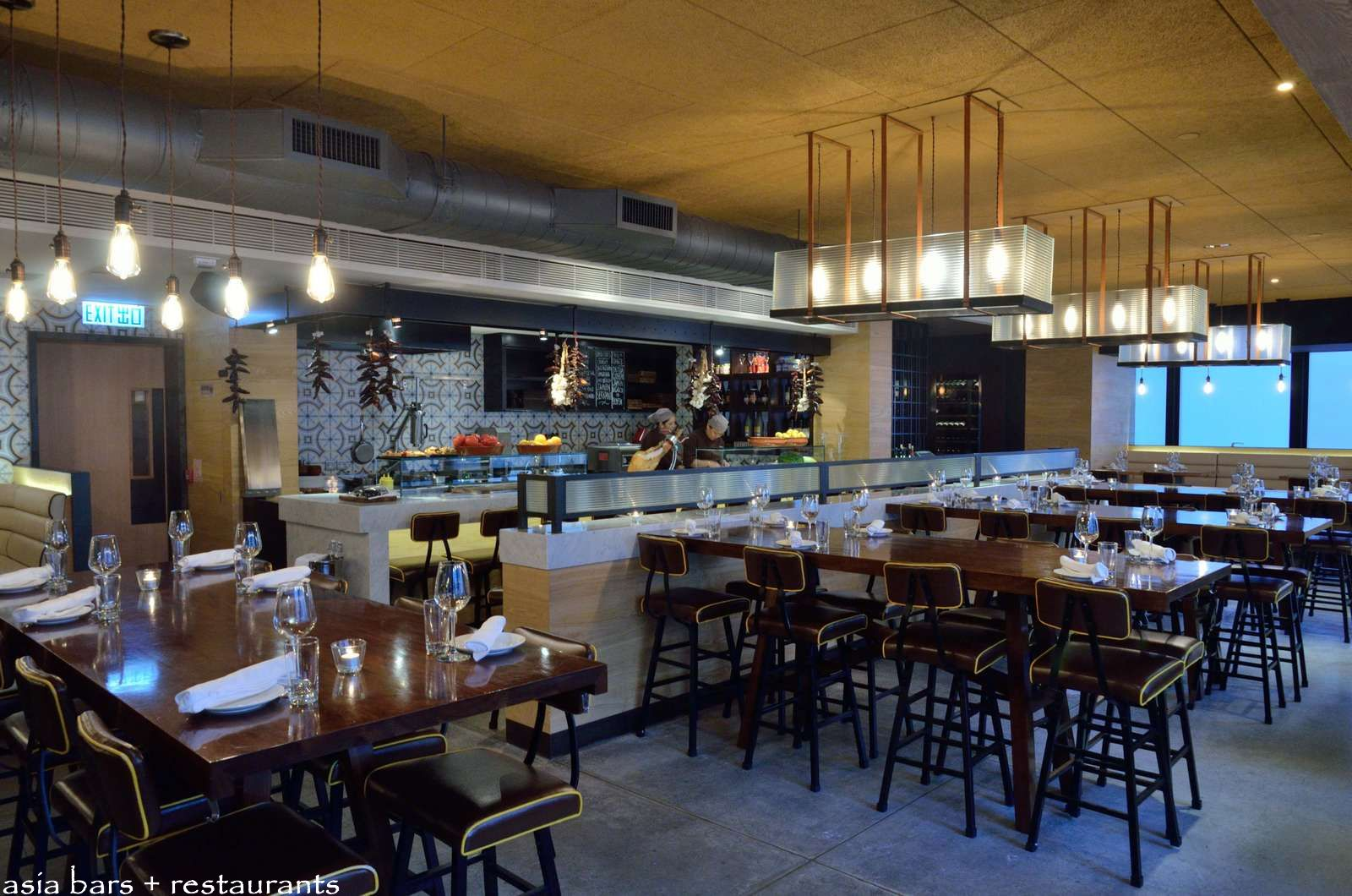 Boqueria- Tapas Bar & Restaurant- Hong Kong | Asia Bars ...