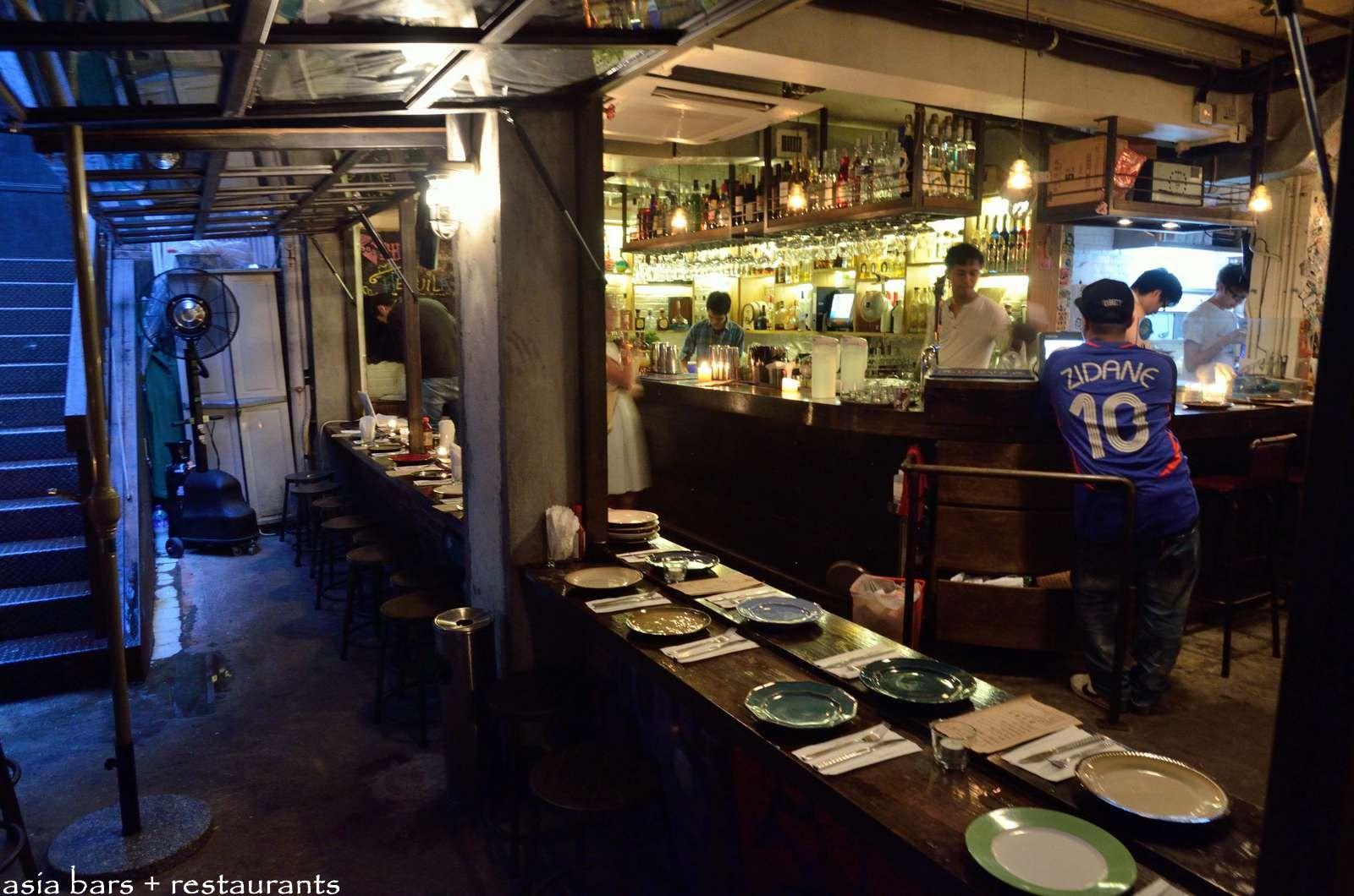 Brickhouse Mexican Restaurant Amp Bar In Hong Kong Asia