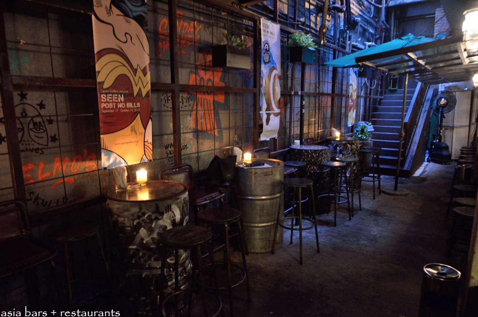 Brickhouse Mexican Restaurant Amp Bar In Hong Kong Asia