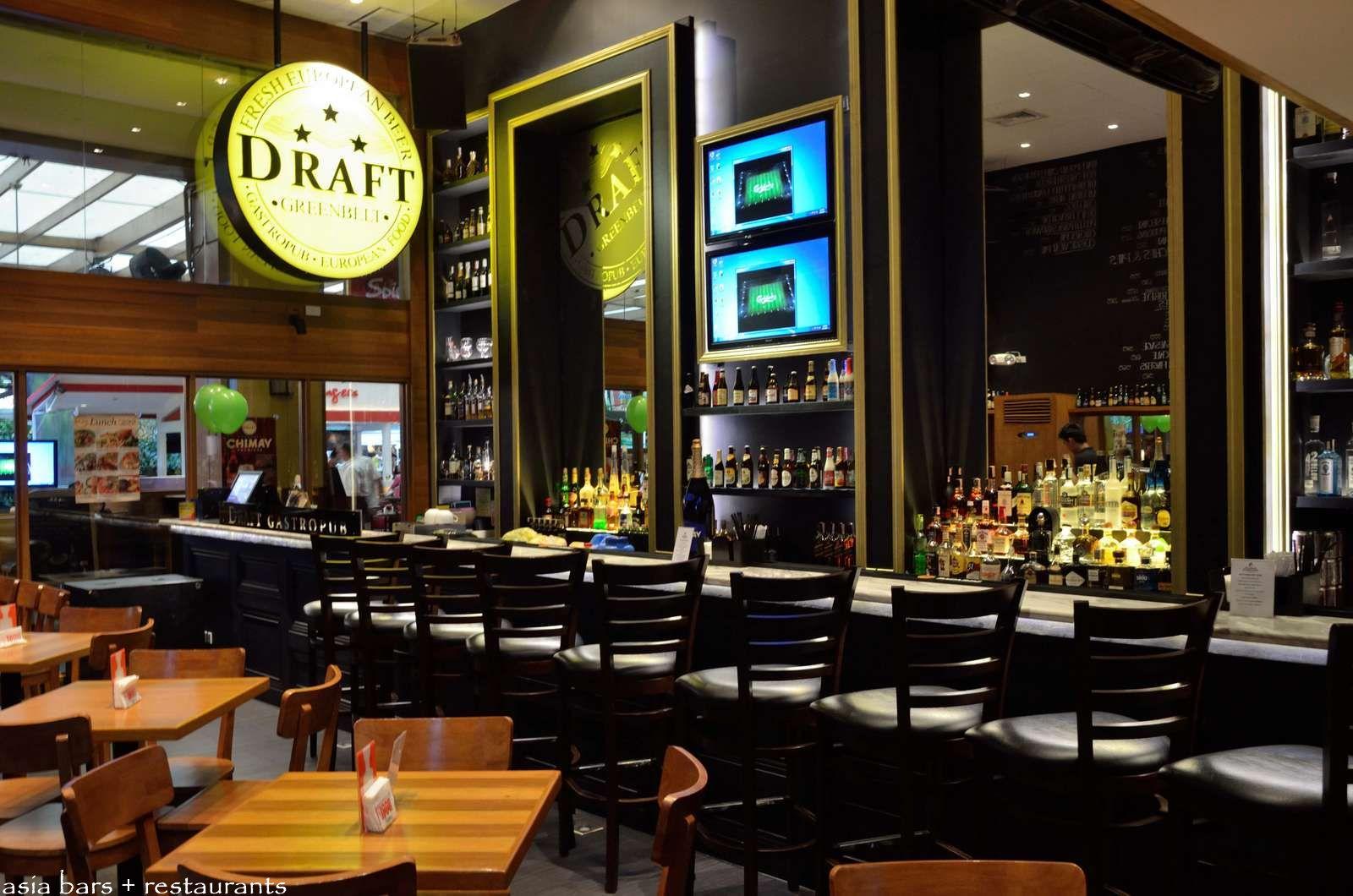Draft Gastropub European Beer Greebelt Ayala Center Makati by