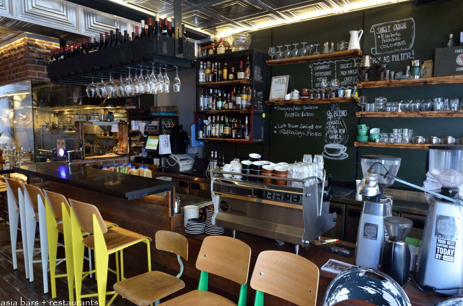 Open Door Policy Restaurant Amp Bar Singapore Asia Bars