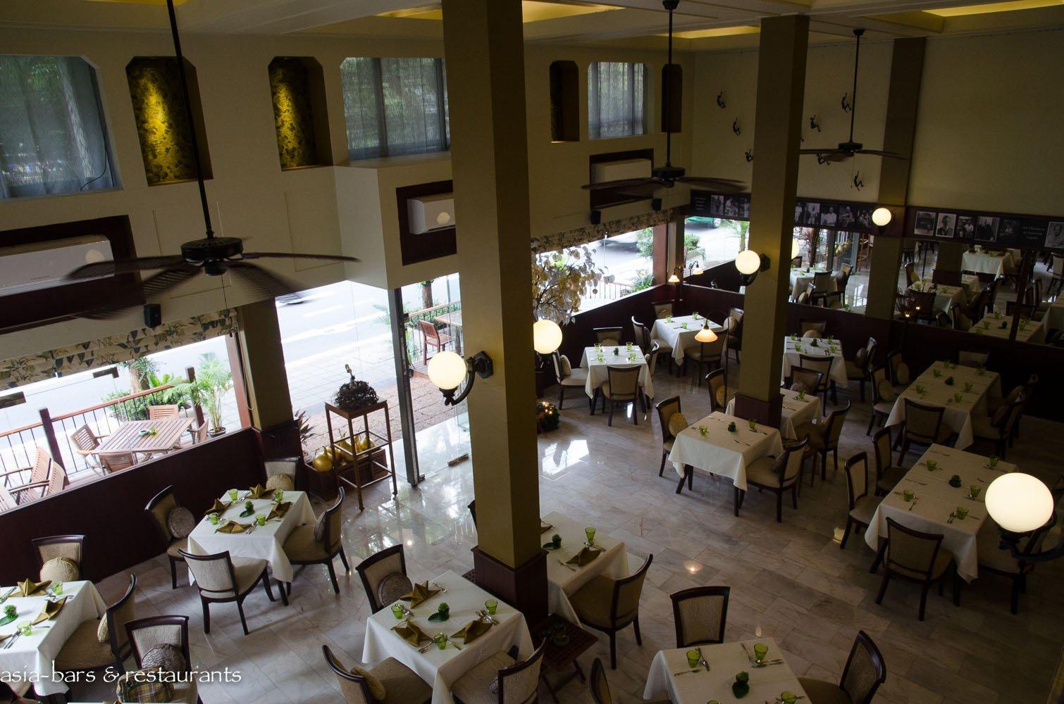 Jim Thompson Restaurant Amp Lounge Bangkok Asia Bars