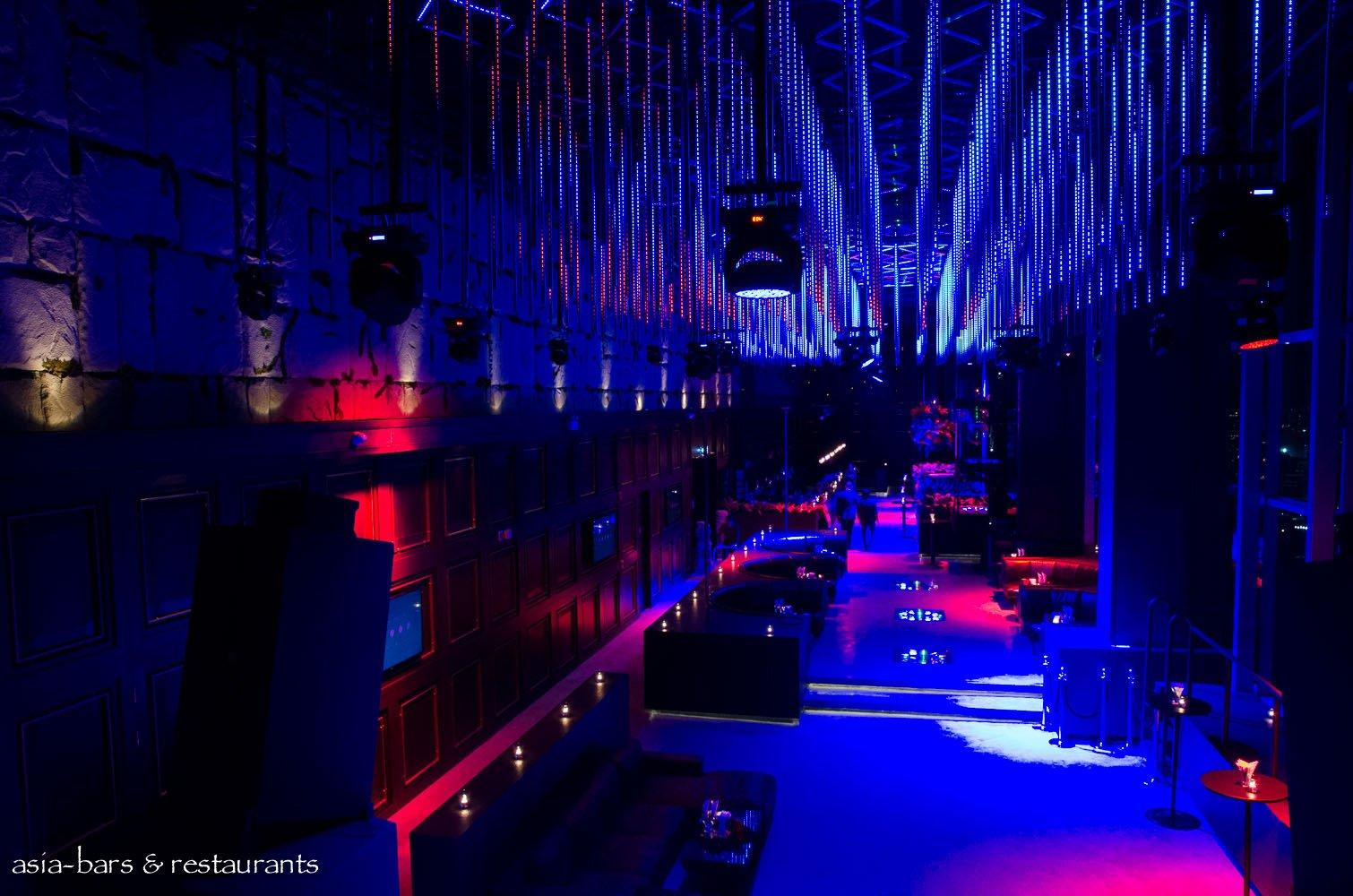 Ku De Ta Bangkok World Class Nightclub Restaurants