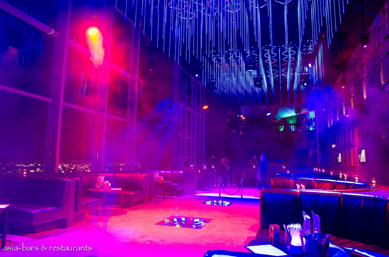 Ku De Ta Bangkok World Class Nightclub Restaurants