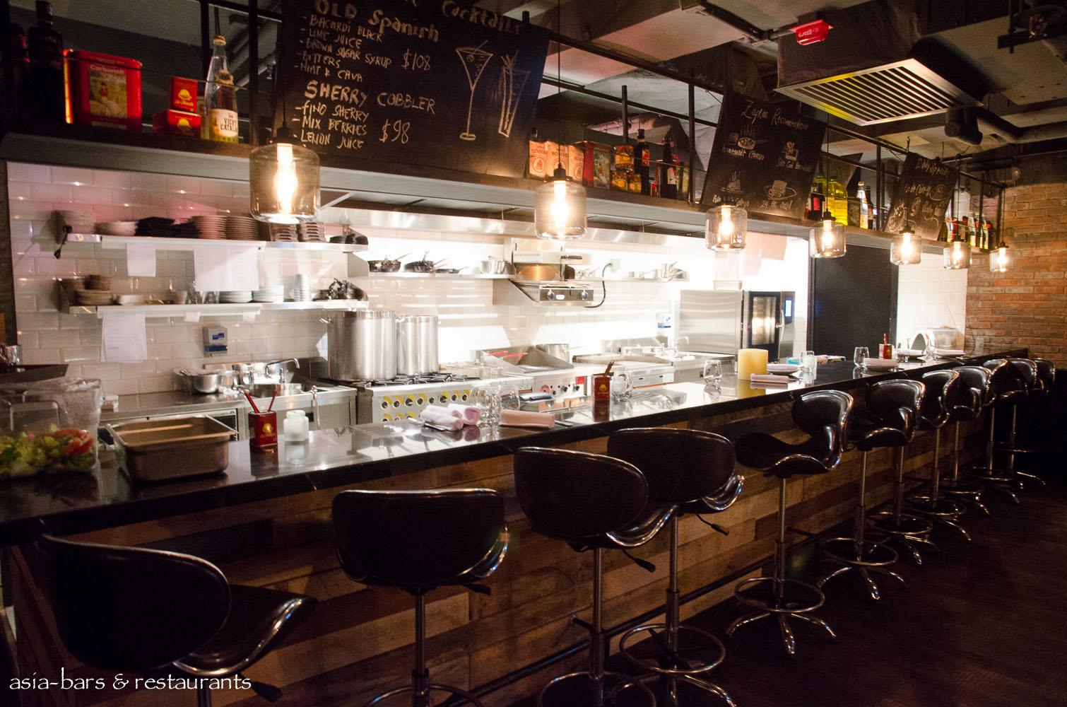 Zafran Tapas Bar Amp Modern Spanish Restaurant Hong Kong