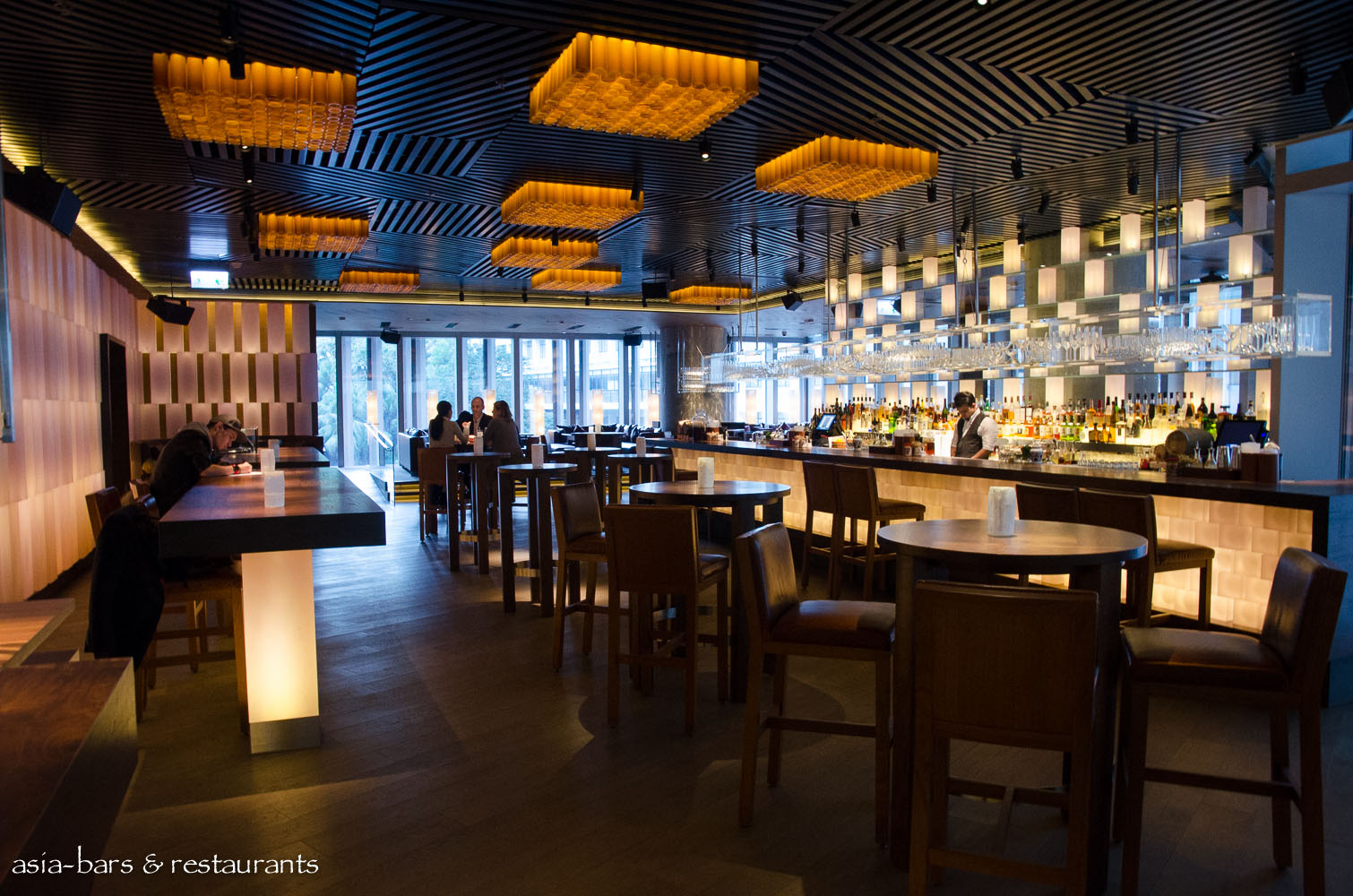 Zuma Hong Kong- acclaimed Japanese restaurant unveils new ...