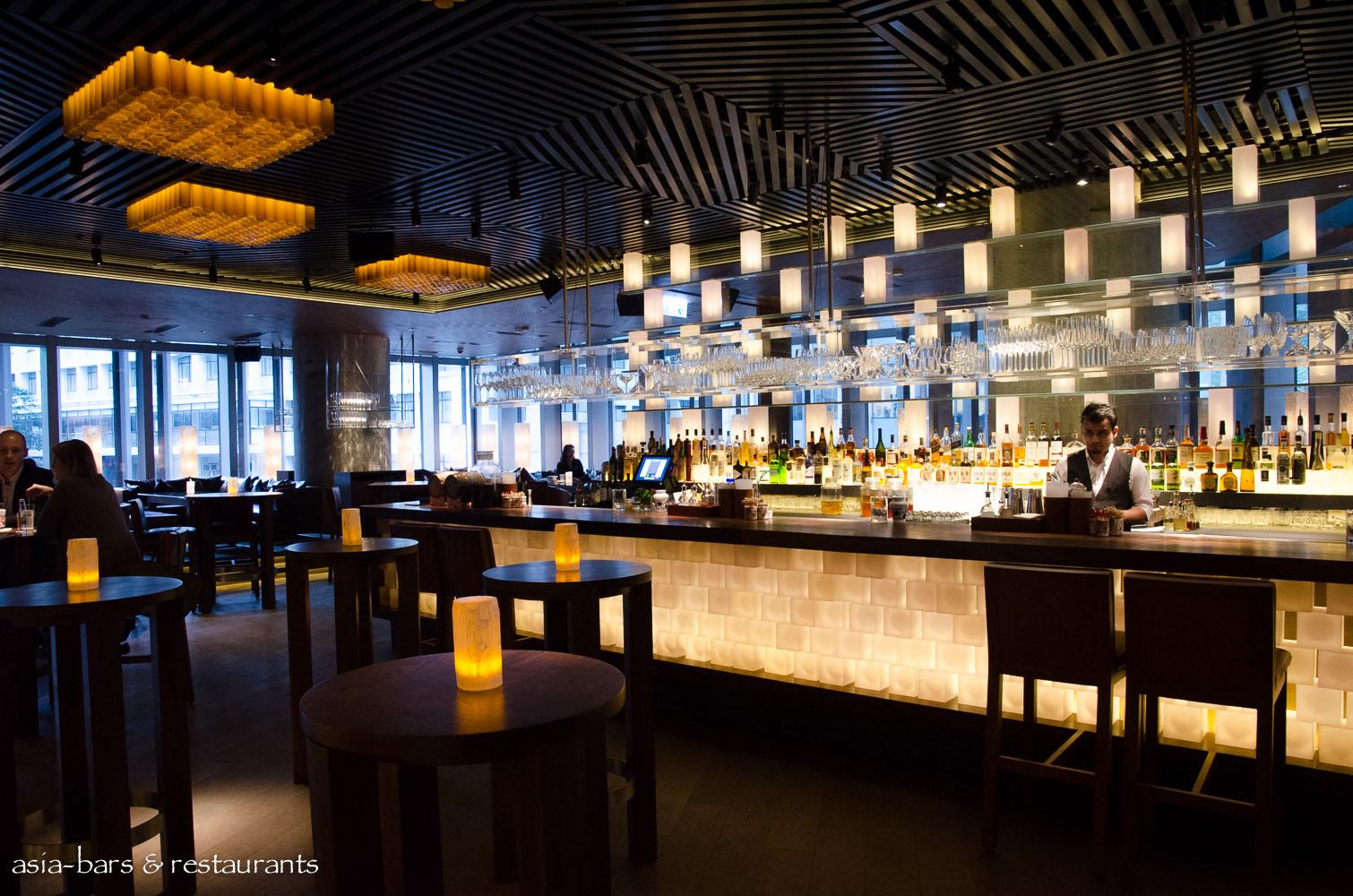Zuma Hong Kong Acclaimed Japanese Restaurant Unveils New Bar Amp Lounge Asia Bars Amp Restaurants