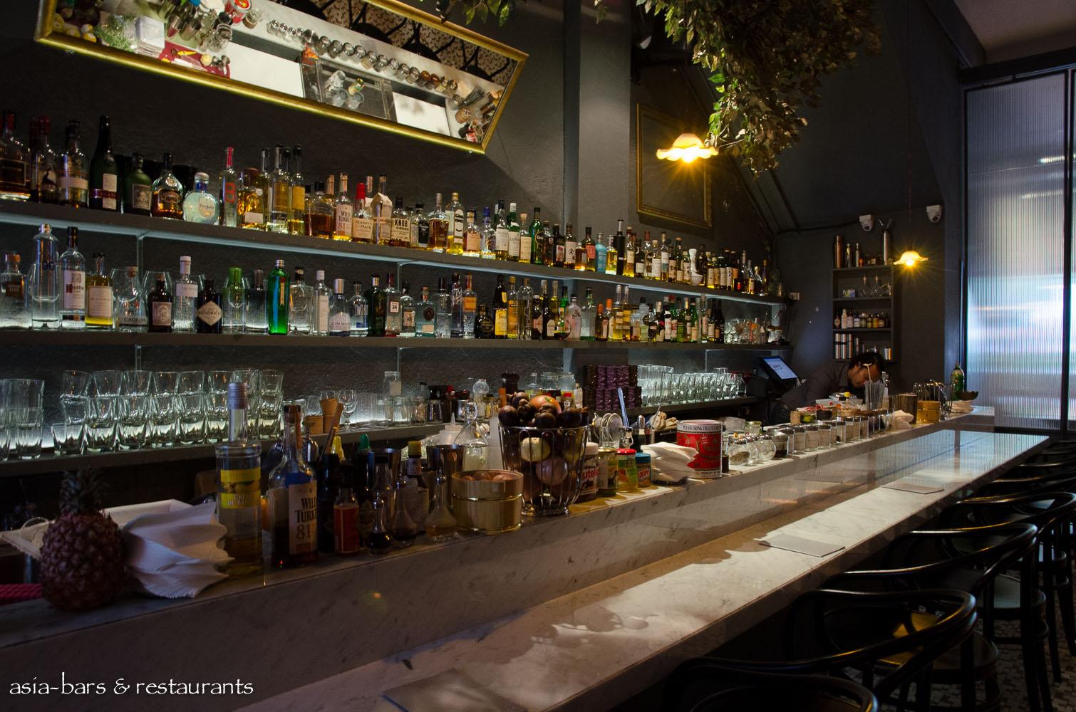 Bitters Amp Love Cocktail Bar Singapore Asia Bars