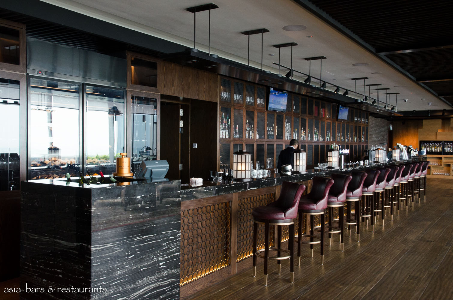 Cook Amp Brew Contemporary Gastro Bar At The Westin Singapore Asia Bars Amp Restaurants