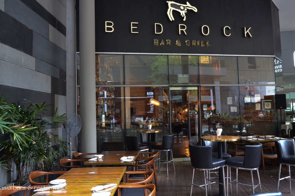Bedrock Bar Grill Singapore Asia Bars Restaurants
