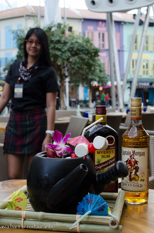highlander singapore