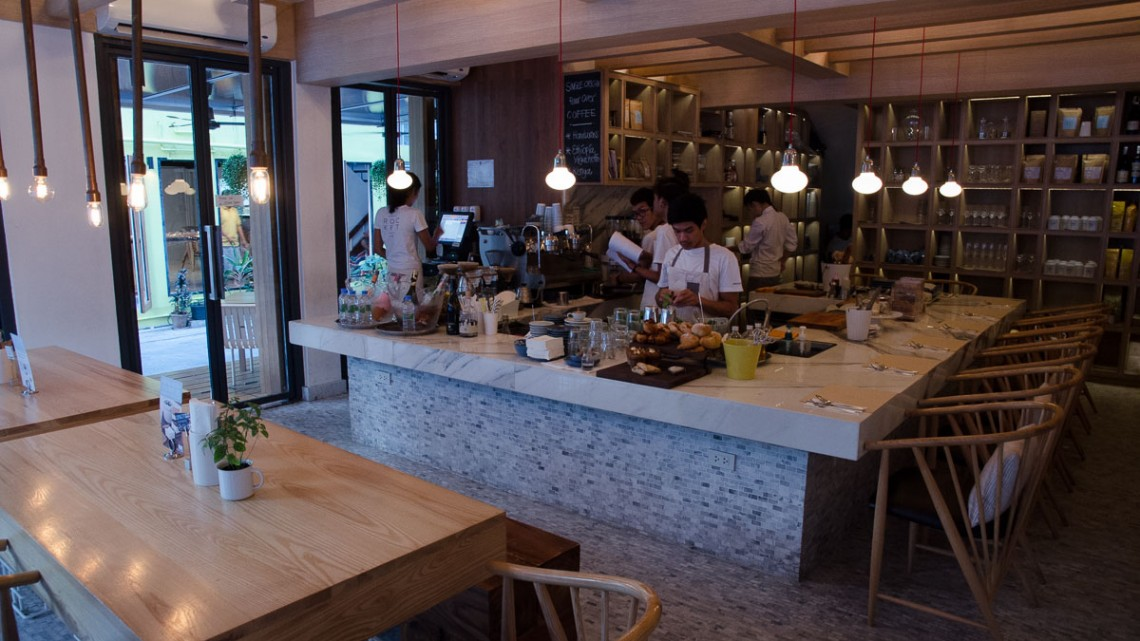 rocket coffee bangkok