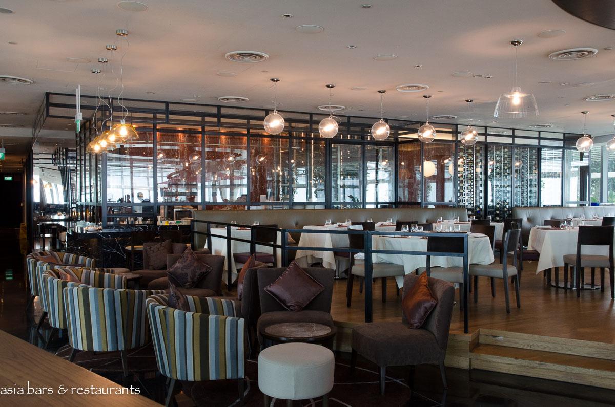 Zafferano Restaurant Bar Lounge Singapore Asia Bars