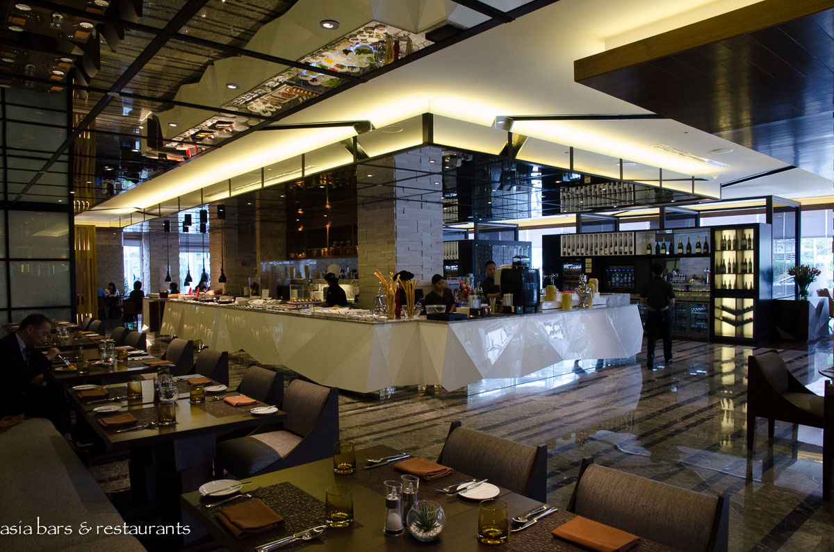 Sana Sini Restaurant At Pullman Jakarta Indonesia Asia Bars Amp Restaurants