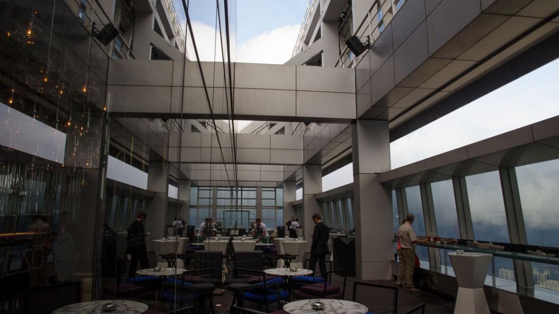 Ozone Rooftop Bar The Ritz Carlton Hong Kong Asia Bars