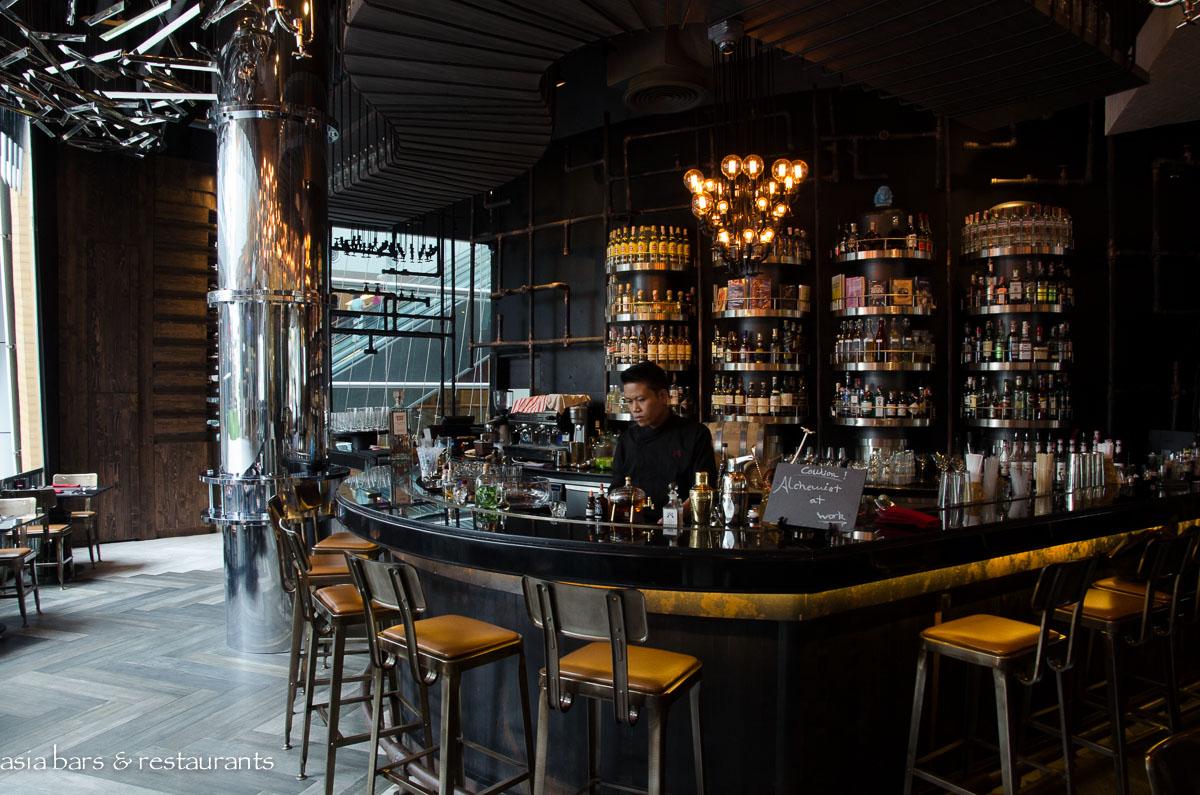 1881- Bar & Restaurant by Water Library- Bangkok | Asia