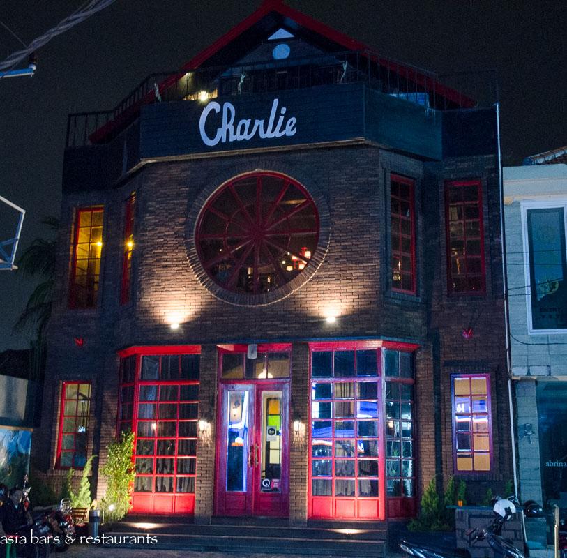 Charlie Bar & Bistro- Seminyak- Bali