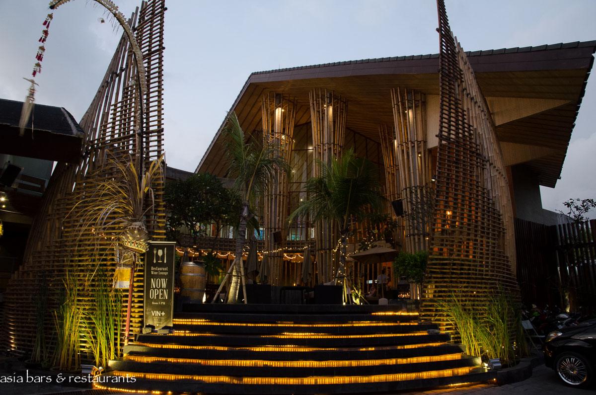 Vin Wine Store Bar Restaurant Seminyak In Bali