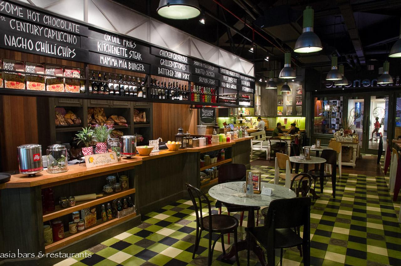 Kitchenette Restaurant & Creperie at Beachwalk Bali | Asia ...