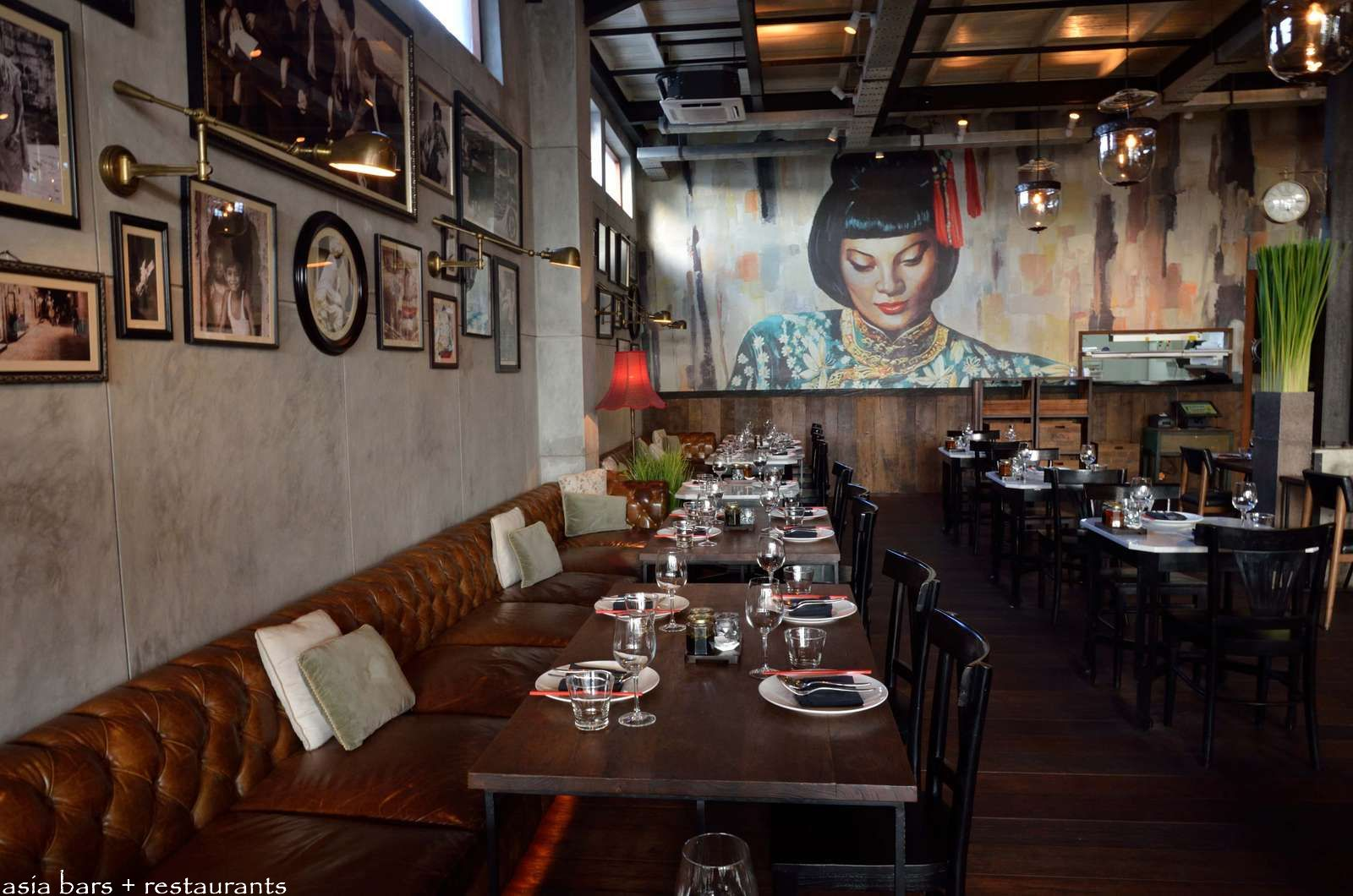Mama san kitchen bar lounge seminyak bali asia bars for Authentic chinese cuisine for the contemporary kitchen
