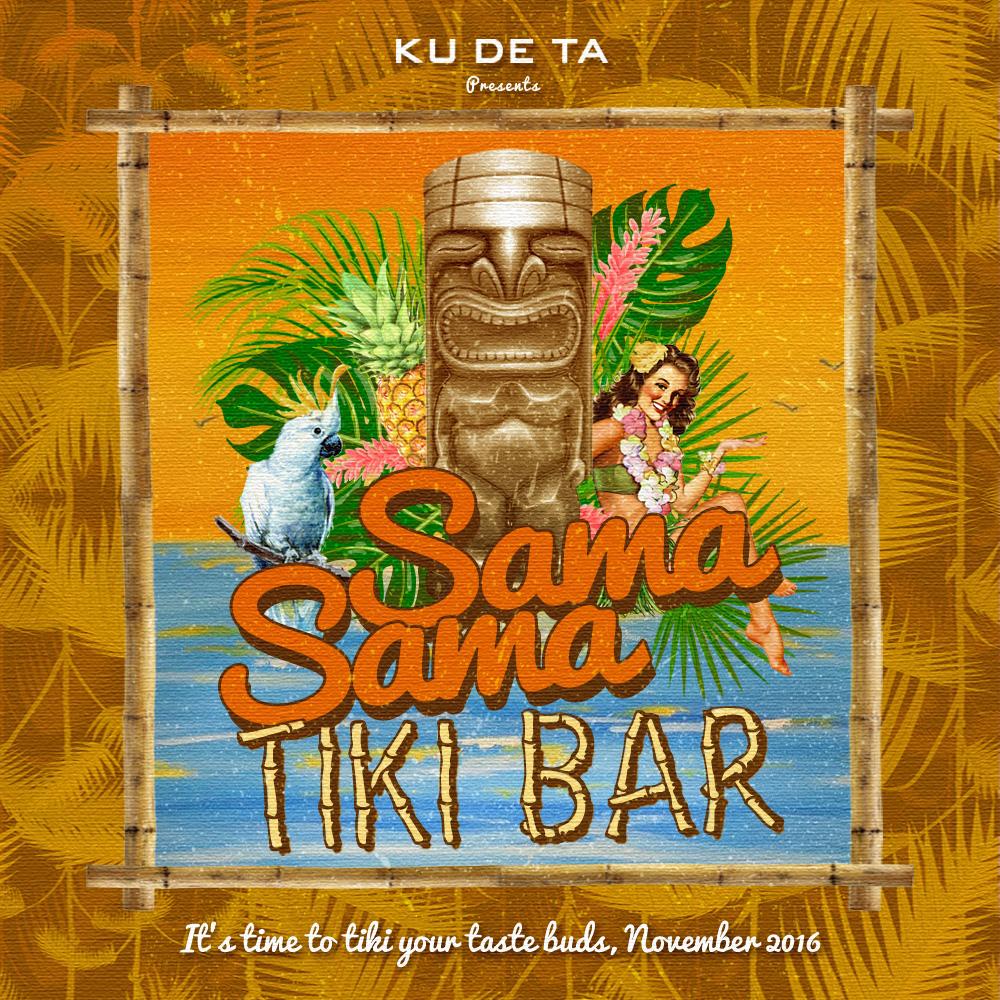 Tiki Bar Ku De Ta Bali