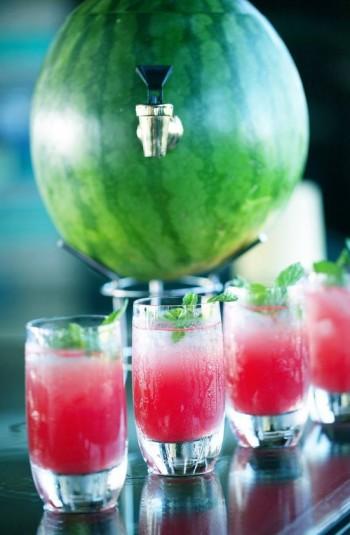 UNIQUE watermelon cocktails