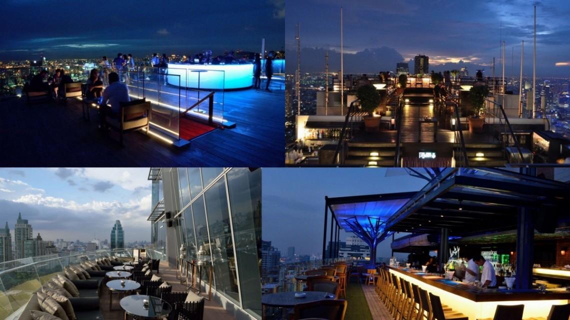 bangkok rooftop bars