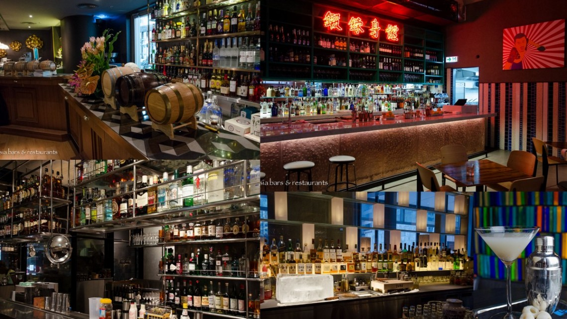 hong kong cocktail bars