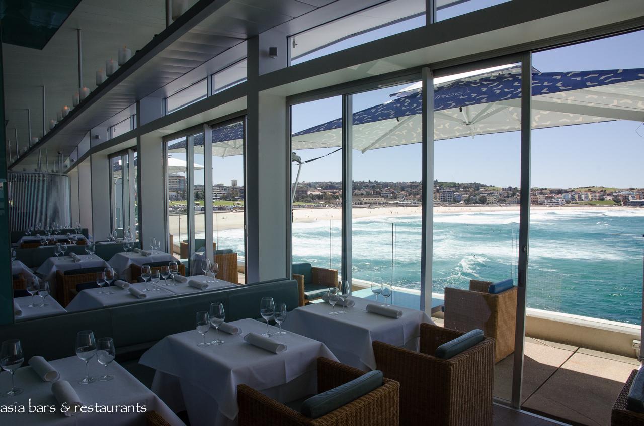 Icebergs Dining Room And Bar Bondi Beach Nsw Australia