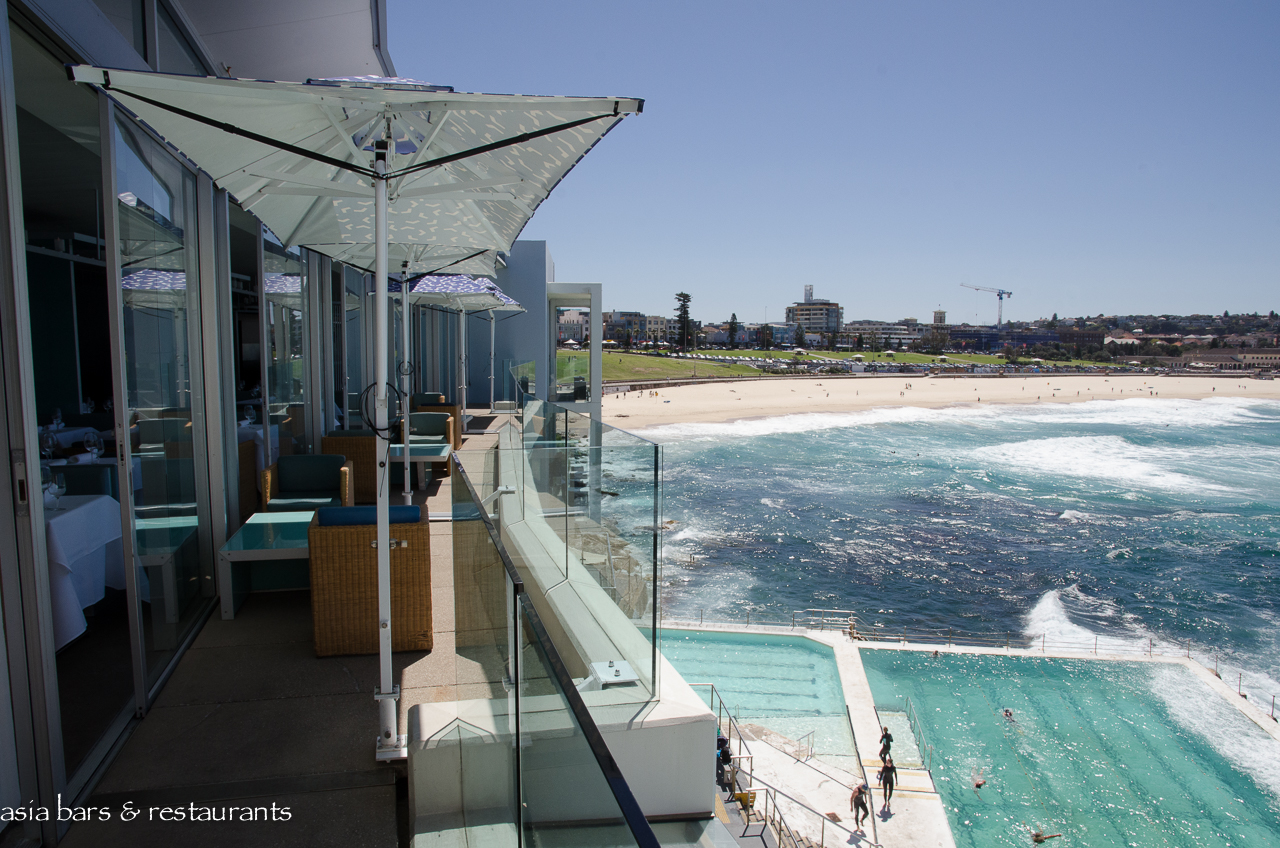 Icebergs Dining Room Bar Bondi Beach Sydney Asia