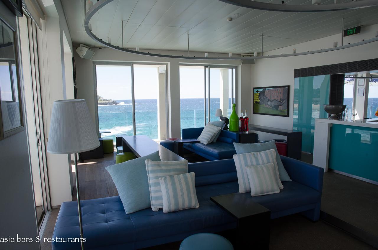 Icebergs dining room