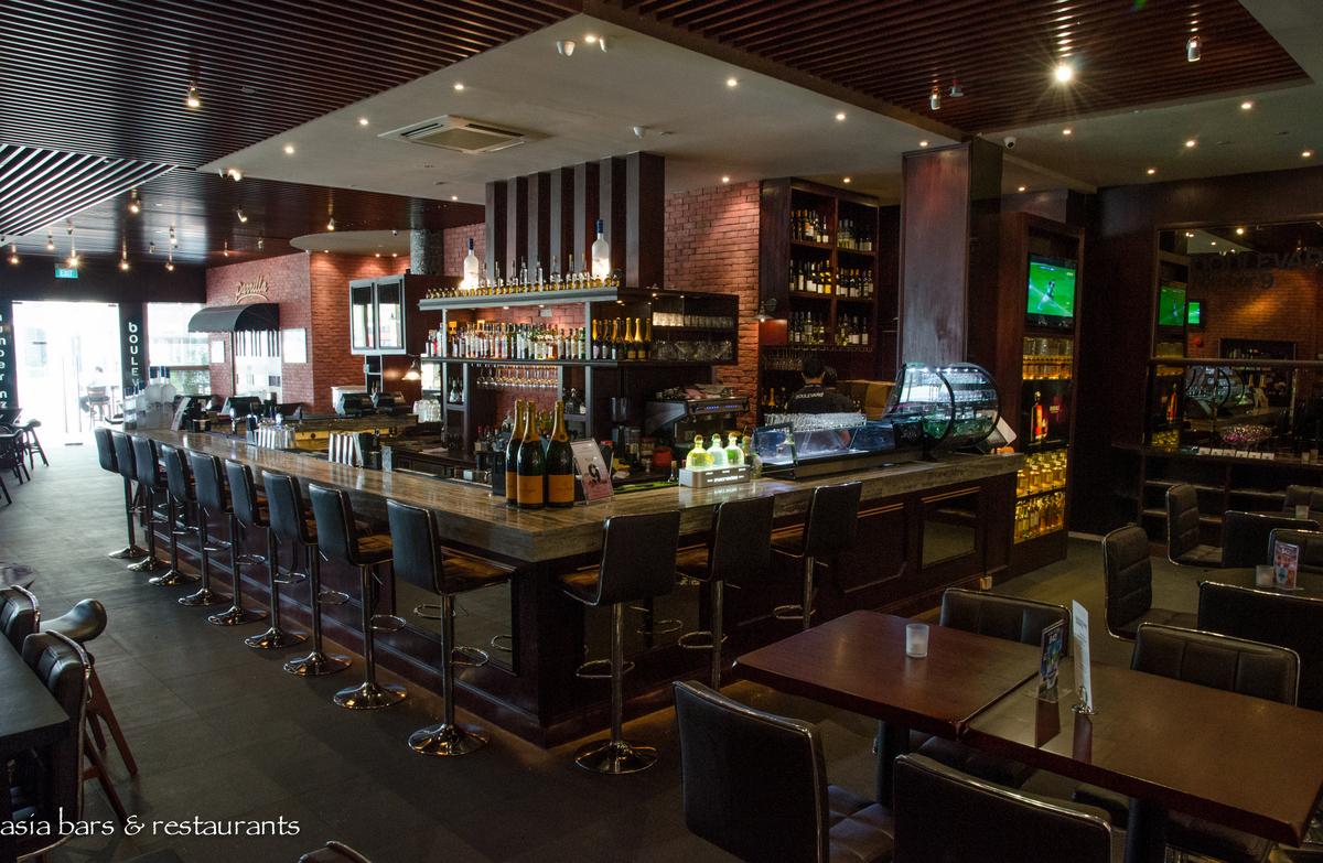 Boulevard Number Nine Gastrobar Amp Lounge Singapore