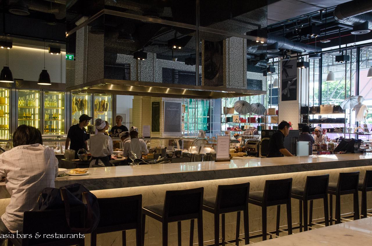 Dean Amp Deluca Bangkok Flagship Store At Mahanakhon Cube