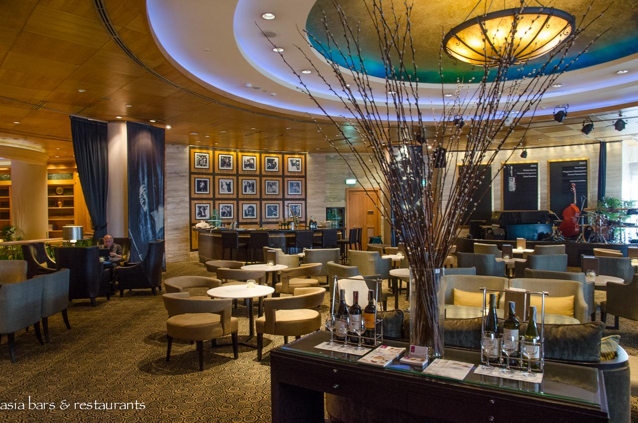 The Living Room – lounge bar & jazz venue at Sheraton Grande ...