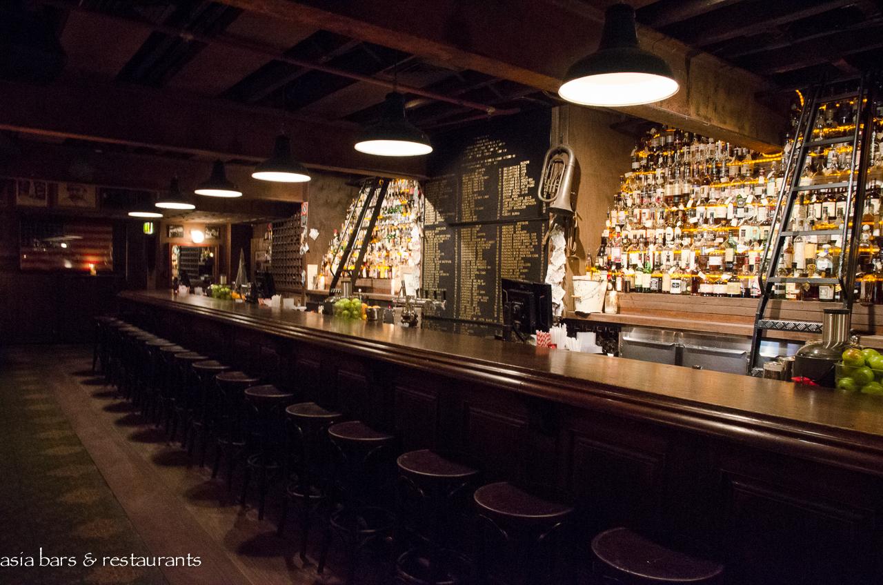 The Baxter Inn underground whiskycentric