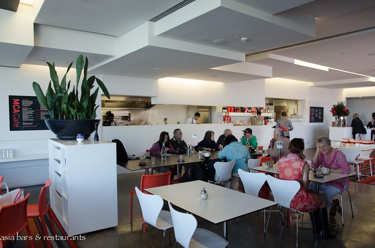 Mca cafe waterfront sydney asia bars restaurants