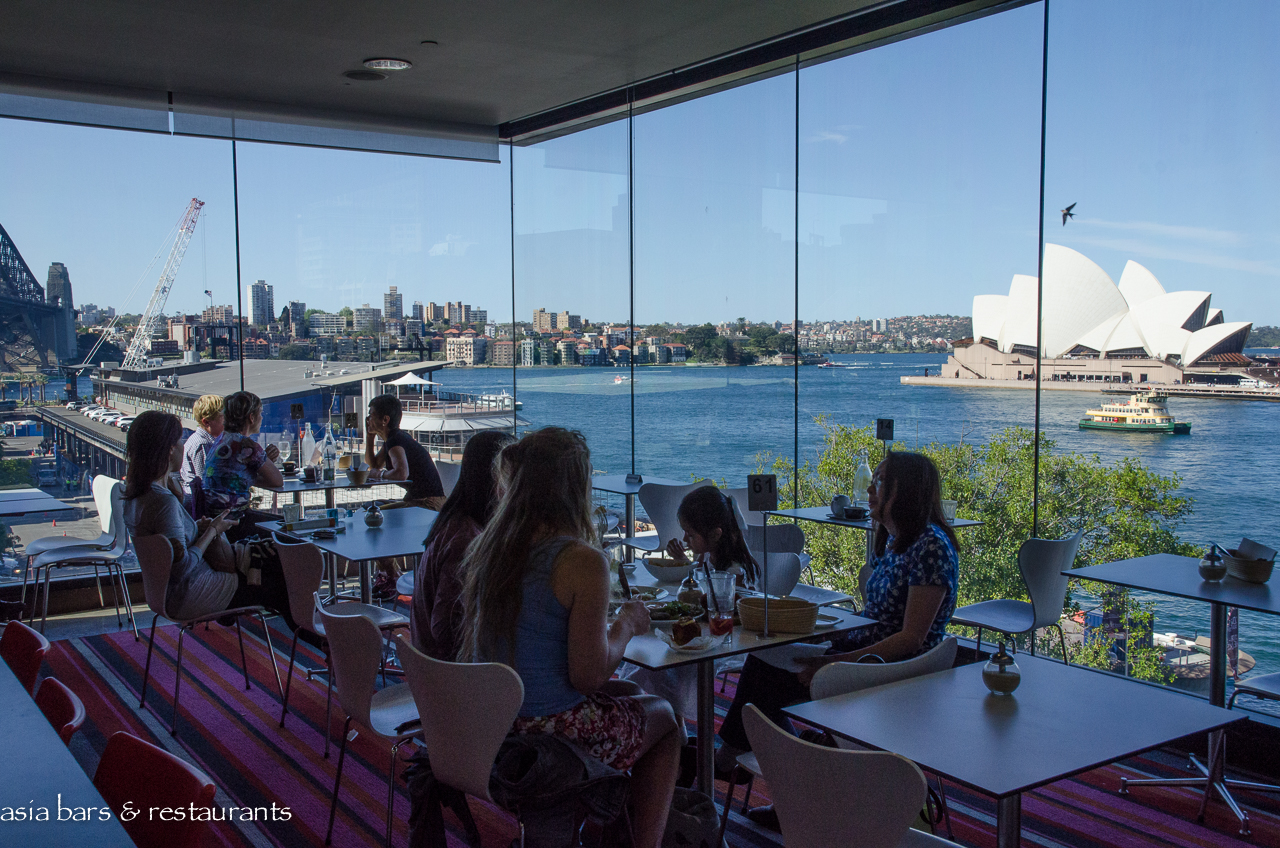 Mca Cafe Waterfront Cafe Sydney Asia Bars Amp Restaurants