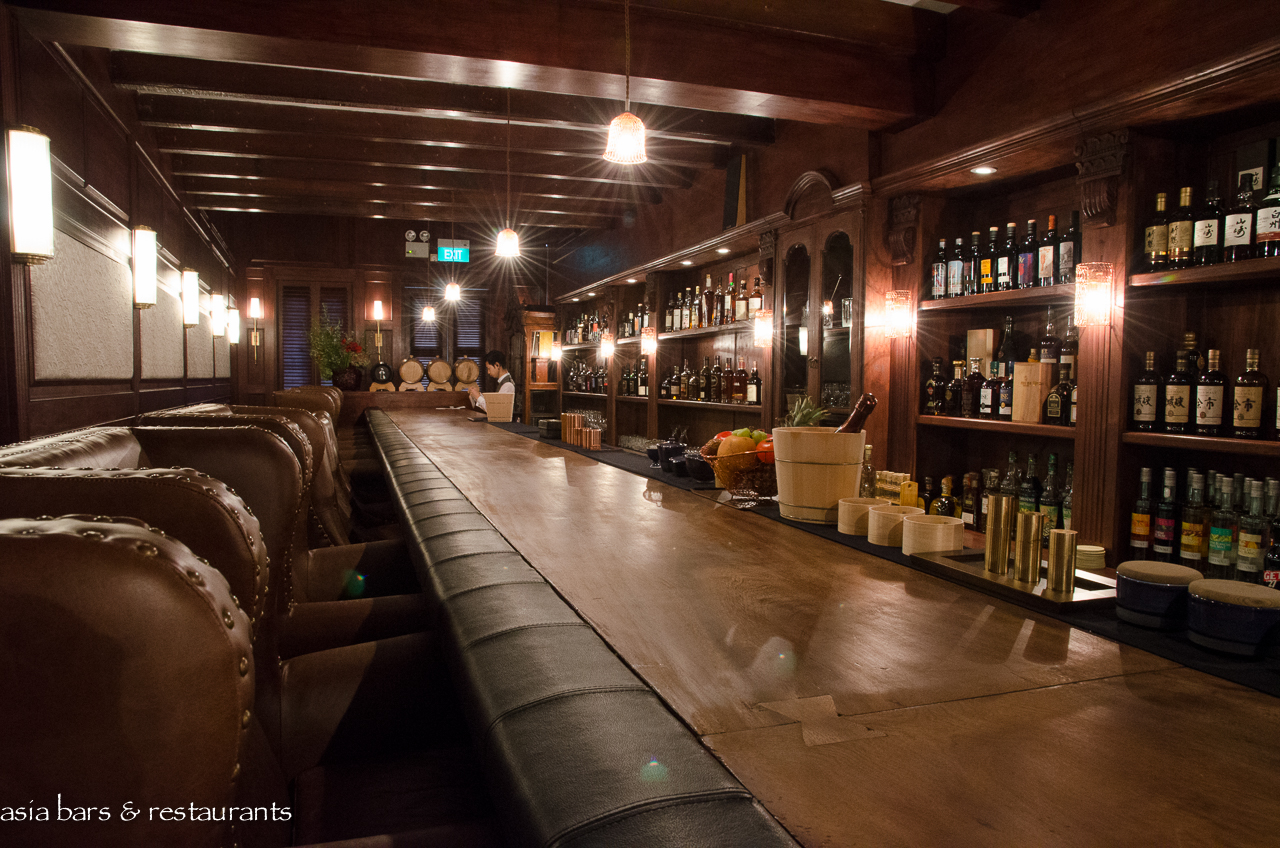D. Bespoke – high-end cocktail bar in Singapore | Asia ...