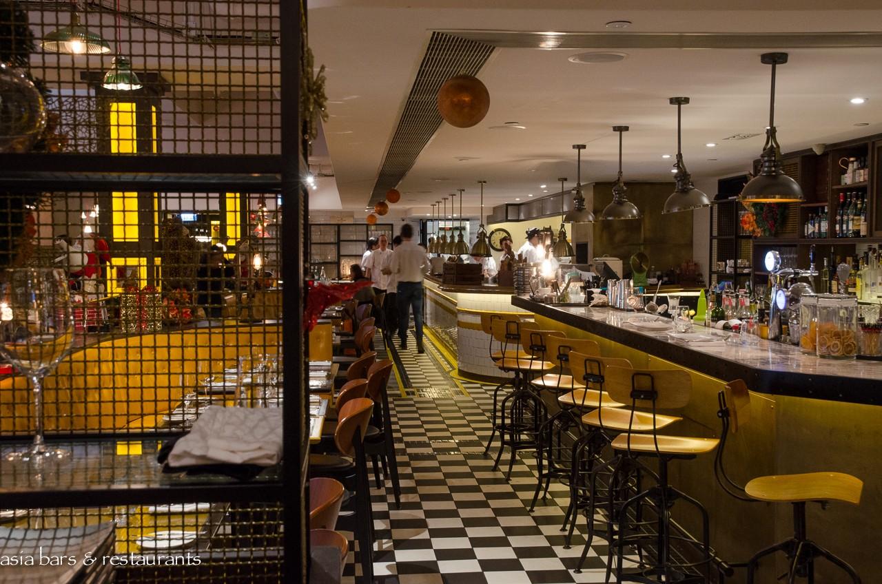 Bread Street Kitchen And Bar Hong Kong