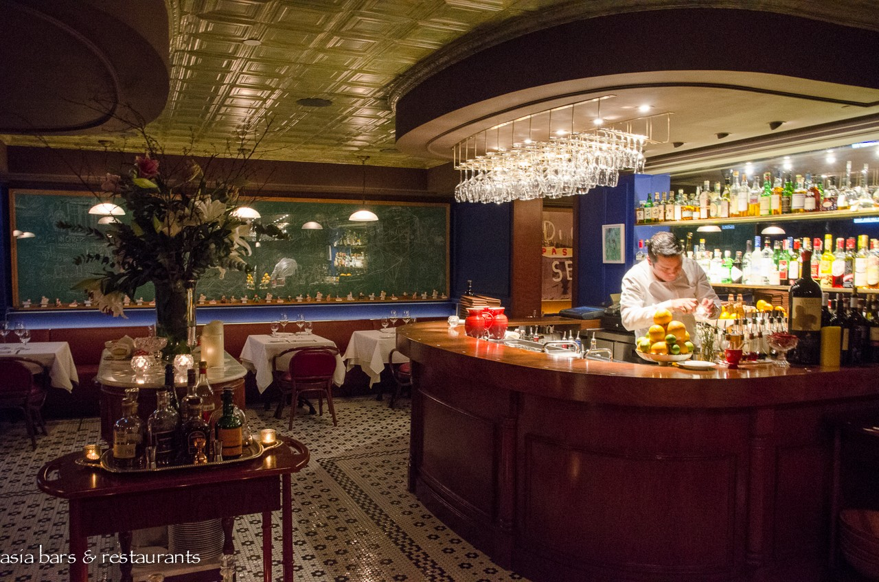 Italian American Style Dining Carbone Hong Kong