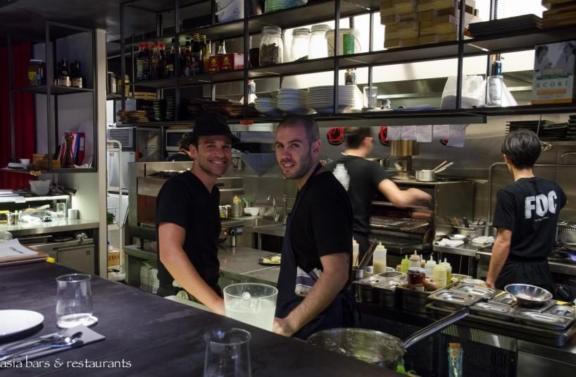 FOC restaurant-