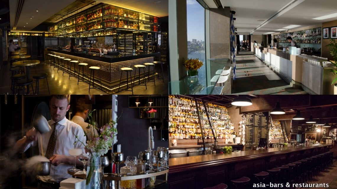 sydney cocktail bars