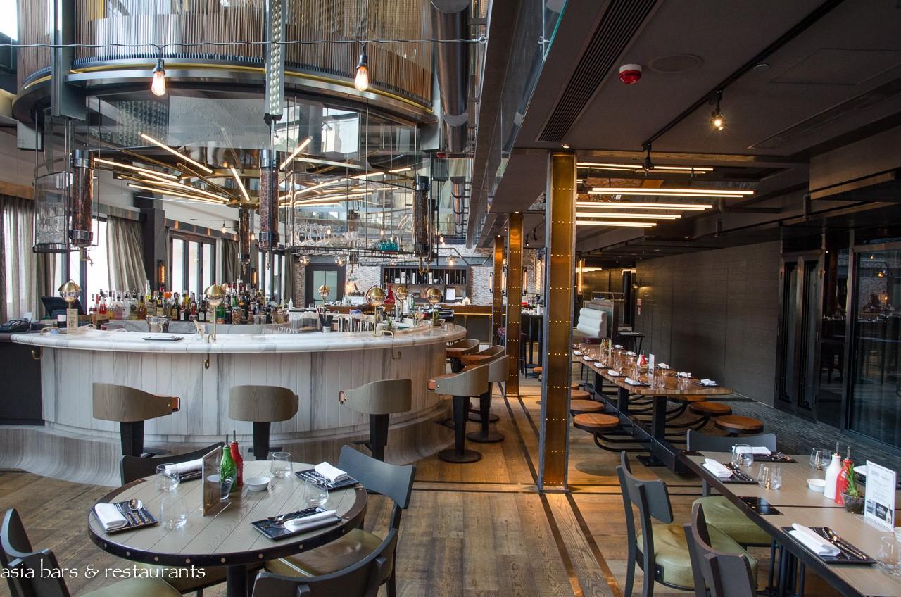 Isono eatery and bar mediterranean restaurant