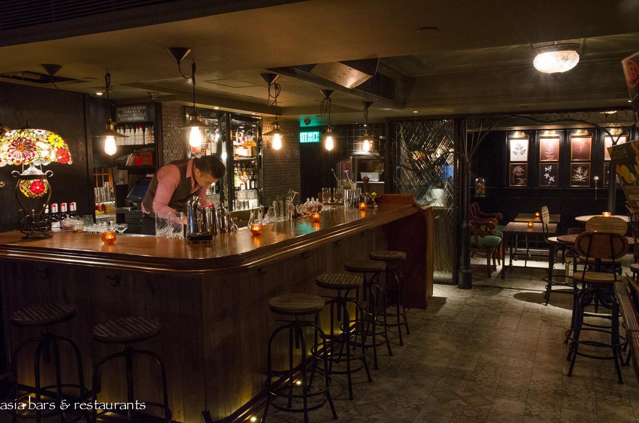 Post 97 Cocktail Bar Amp Restaurant Hong Kong Asia