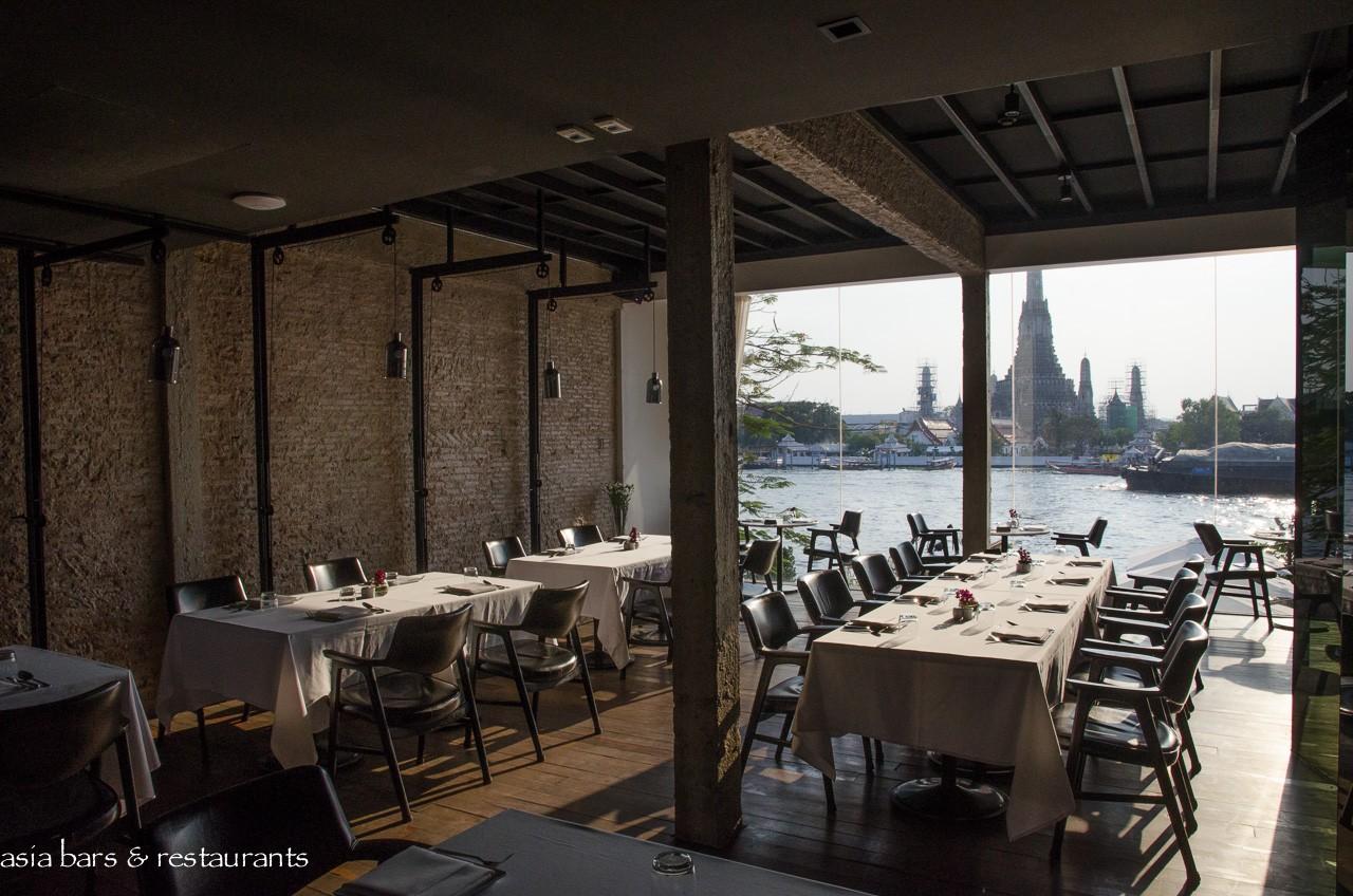 Sala Rattanakosin Riverfront Restaurant Amp Rooftop Bar