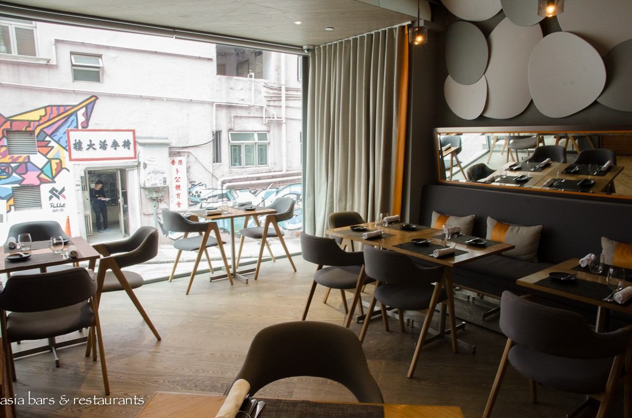 Upper Modern Bistro – French bistro in Hong Kong | Asia ...