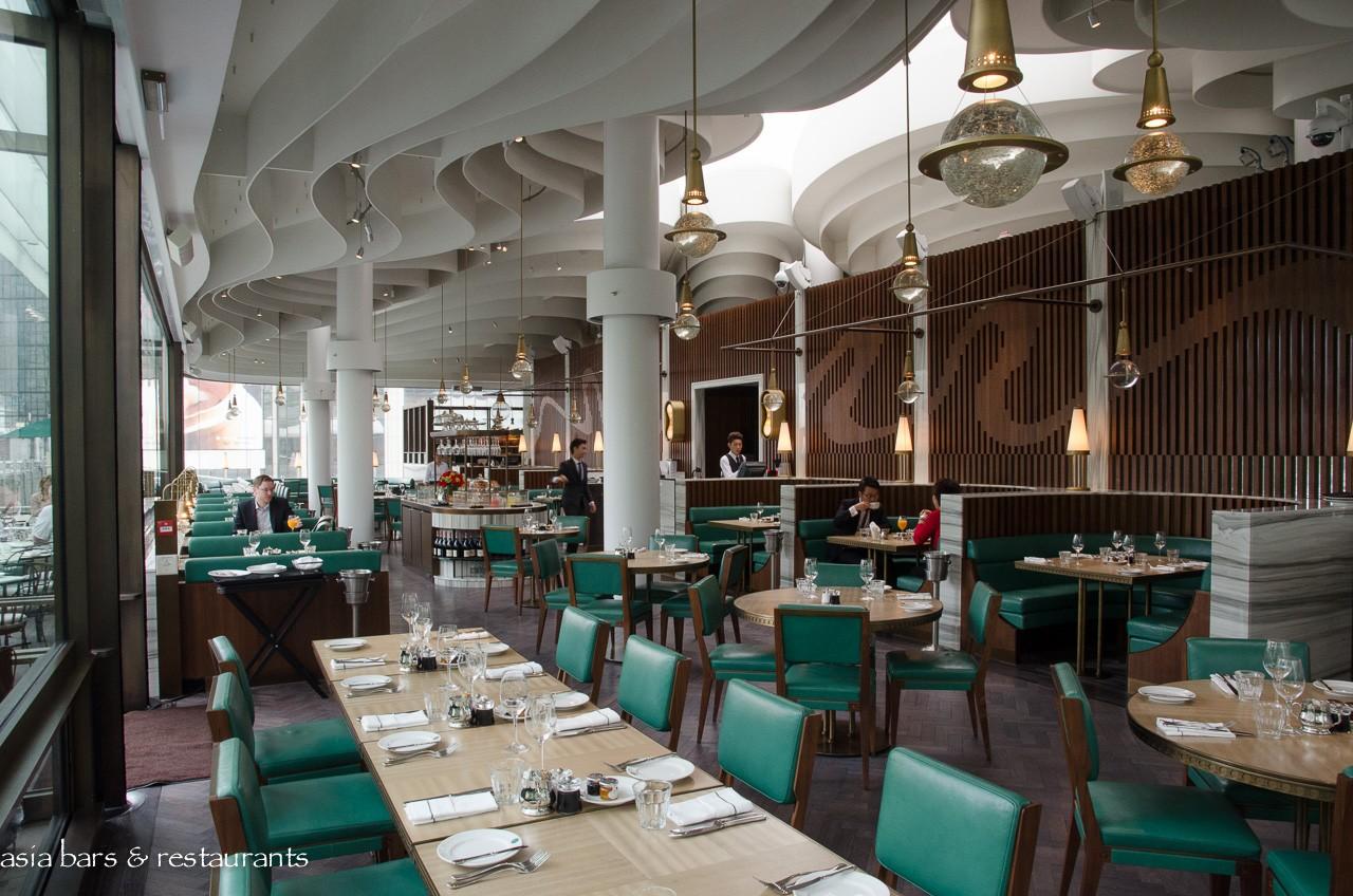 the continental restaurant bar hong kong asia bars restaurants. Black Bedroom Furniture Sets. Home Design Ideas