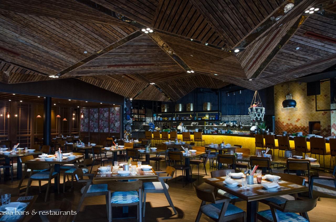 David Thompson Thai Food Restaurant Bangkok