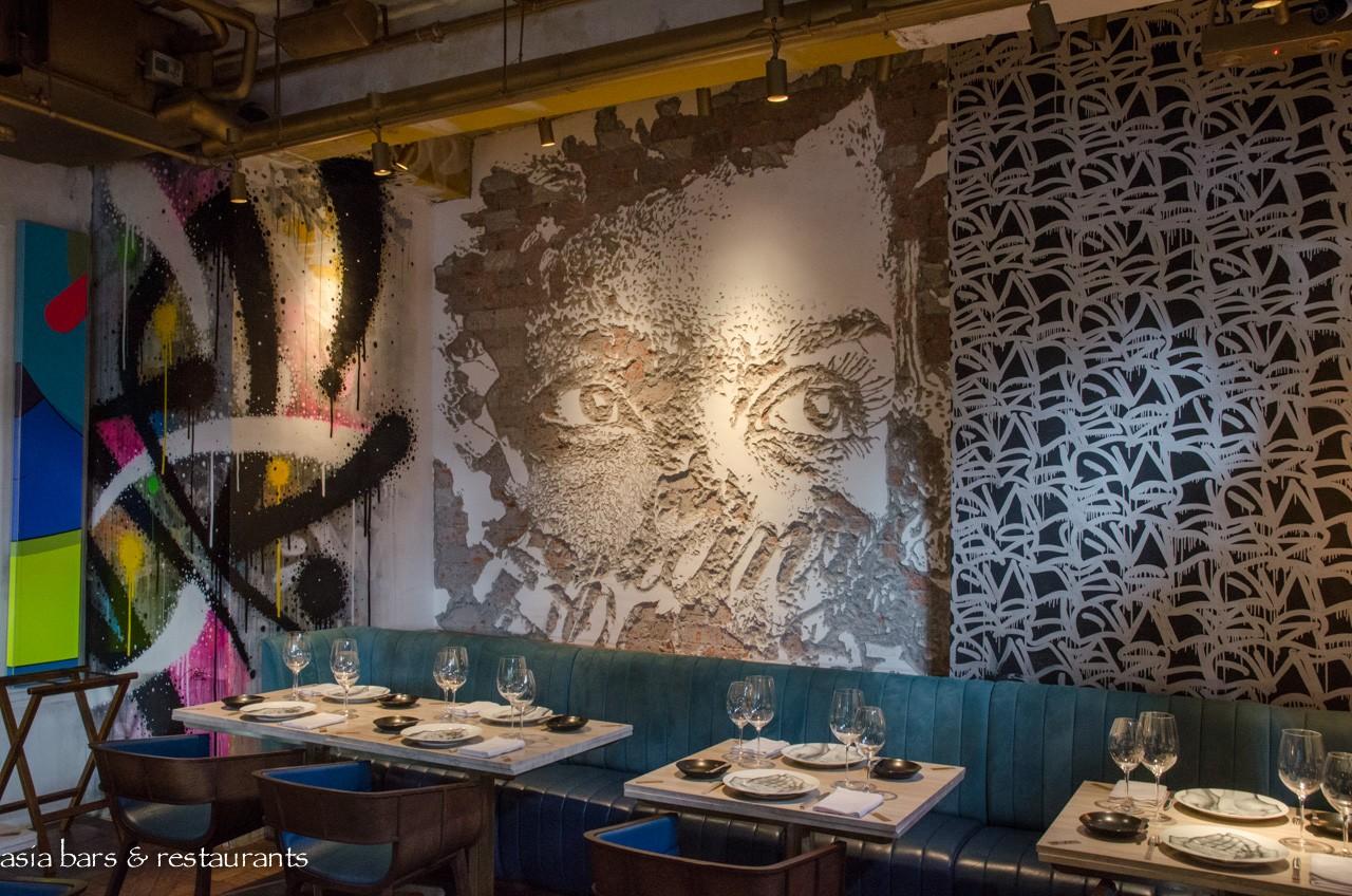 Bibo Modern French Restaurant Bar Amp Lounge In Hong